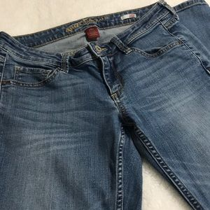 Juniors Arizona Jean Co Size 5S Super Skinny Jeans